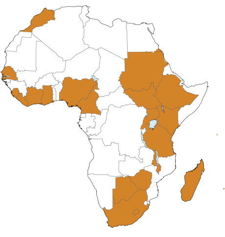 africa-map-member-locations